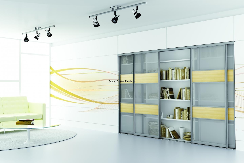 sliding bifold custom modern furniture in miami. Black Bedroom Furniture Sets. Home Design Ideas