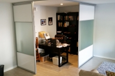 Custom modern sliding doors 76