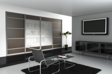 Custom modern sliding doors 92