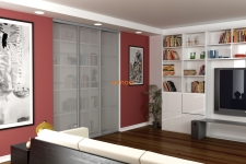 Custom modern sliding doors 24