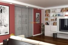 Custom modern sliding doors 24