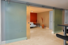 Custom modern sliding doors 28