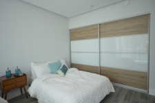 Custom modern sliding doors 90