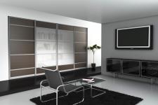 Custom modern sliding doors 92