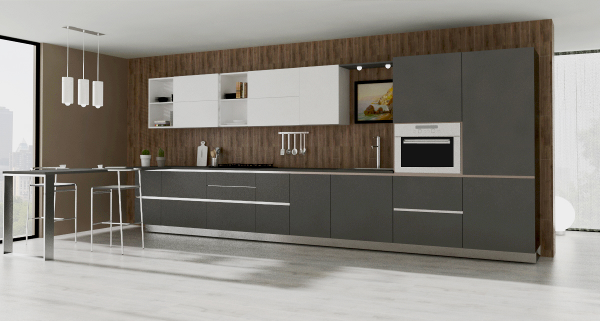 Custom Kitchens Miami - Armadi Furniture custom design