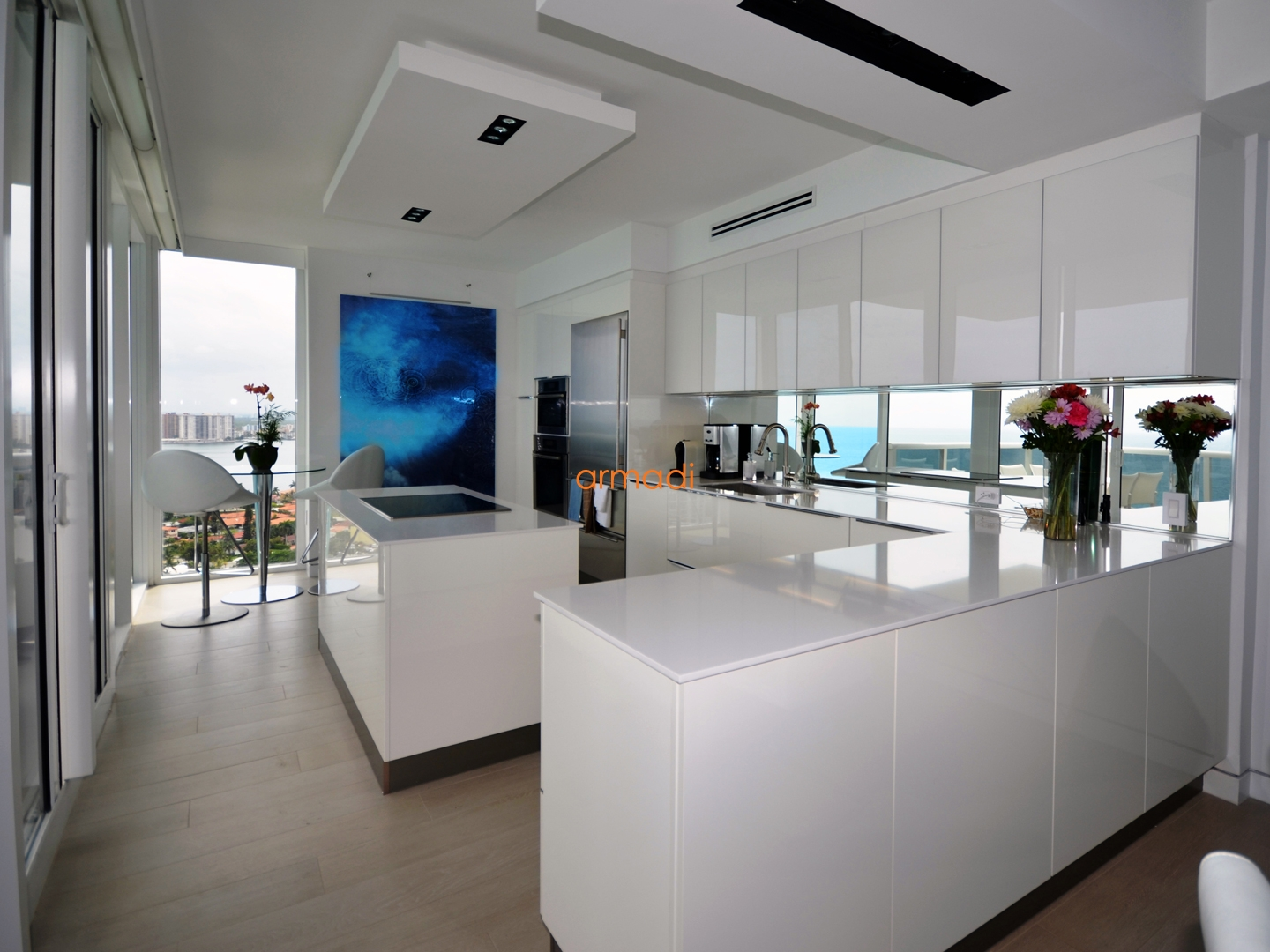 Custom Kitchen Miami Archives Custom Modern Furniture In Miami