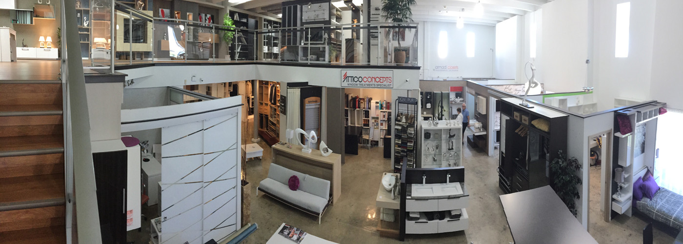 Merveilleux Our Showroom