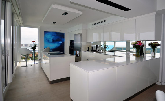 Custom Modern Kitchens modern kitchen archives ⋆ custom modern furniture in miami